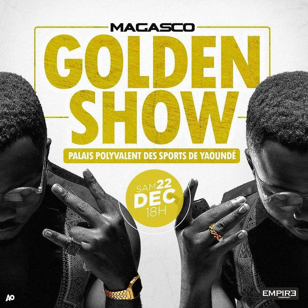 4 Reasons Why Magasco Will fill Paposy during the Golden Show.